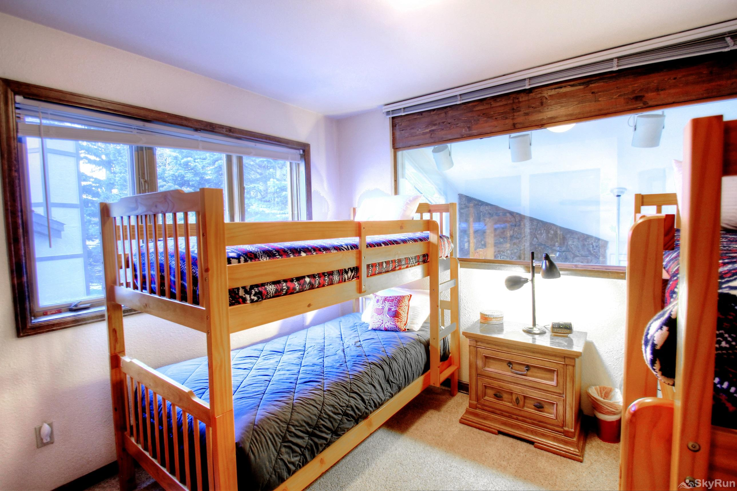 K1 Gore Creek Meadows Bunk Beds