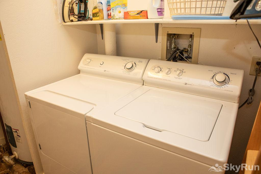 Potato Patch Club 22 Washer/dryer