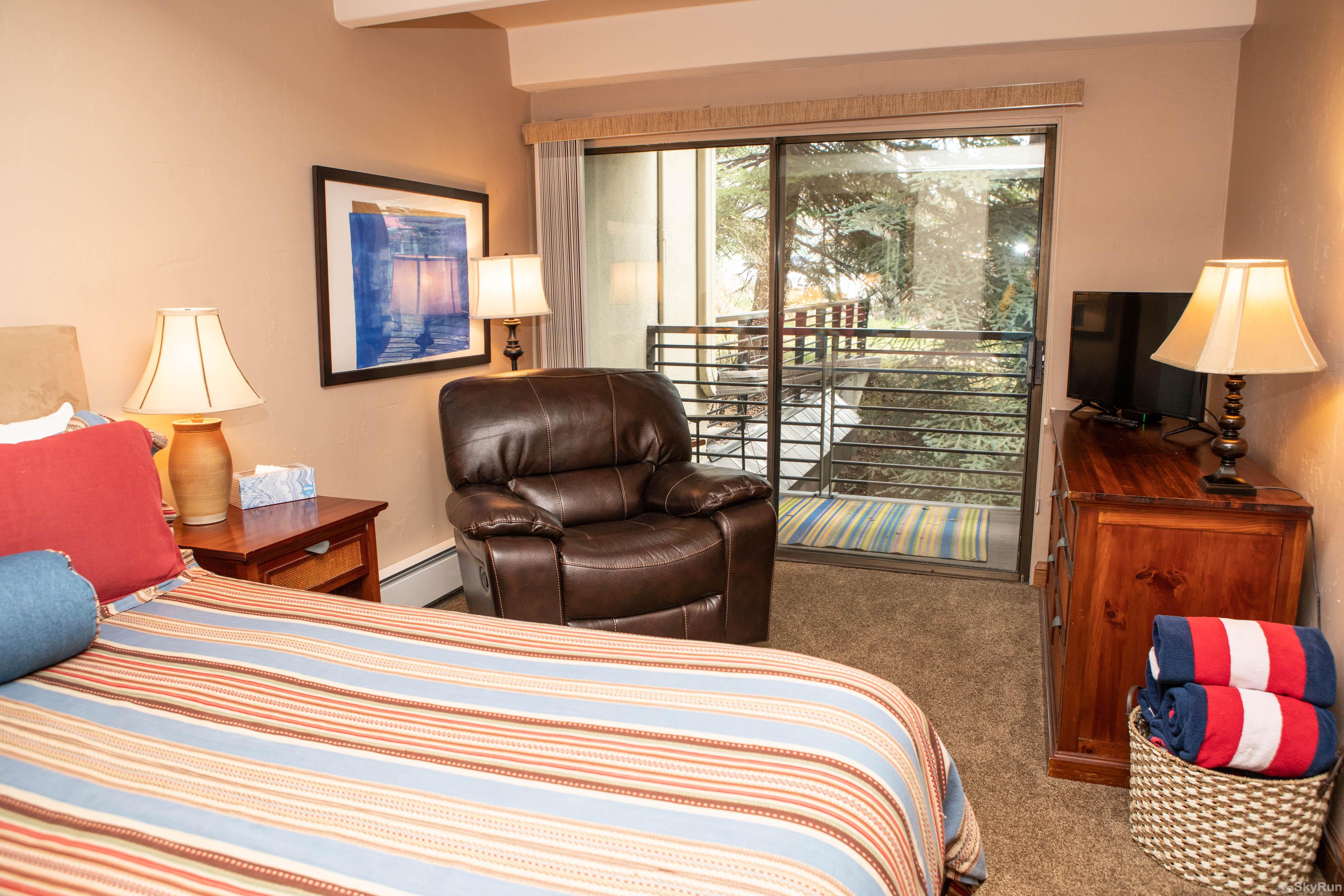 111 Vail International Master Bedroom
