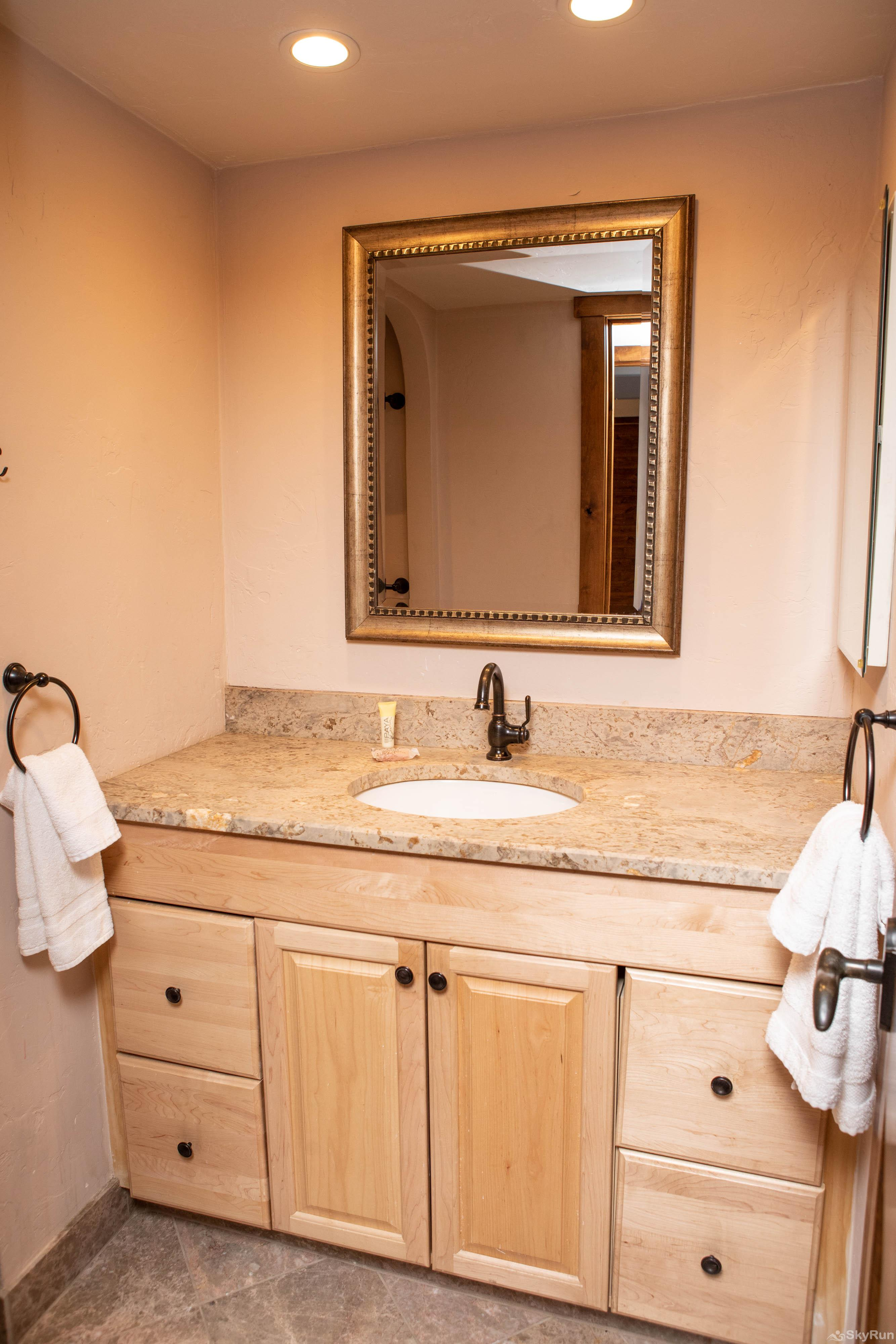 111 Vail International Guest Bathroom 2