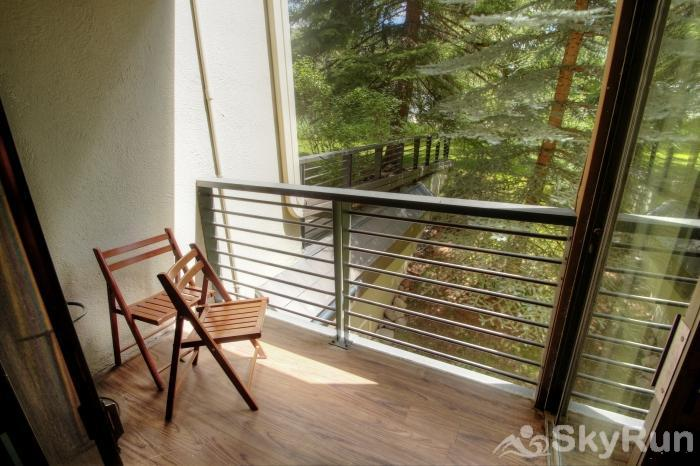 111 Vail International Patio connected to Master and bunk room
