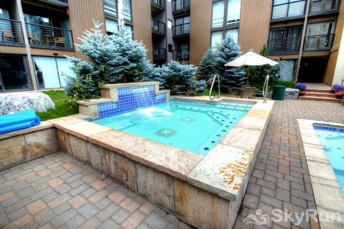 111 Vail International Pool view 2
